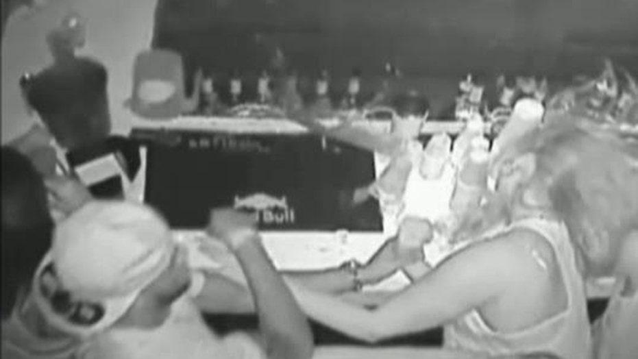 FSU dismisses quarterback after release of bar assault video