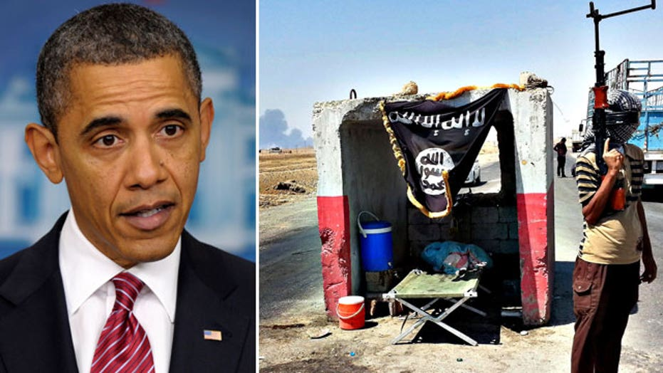 President Obama's latest ISIS strategy