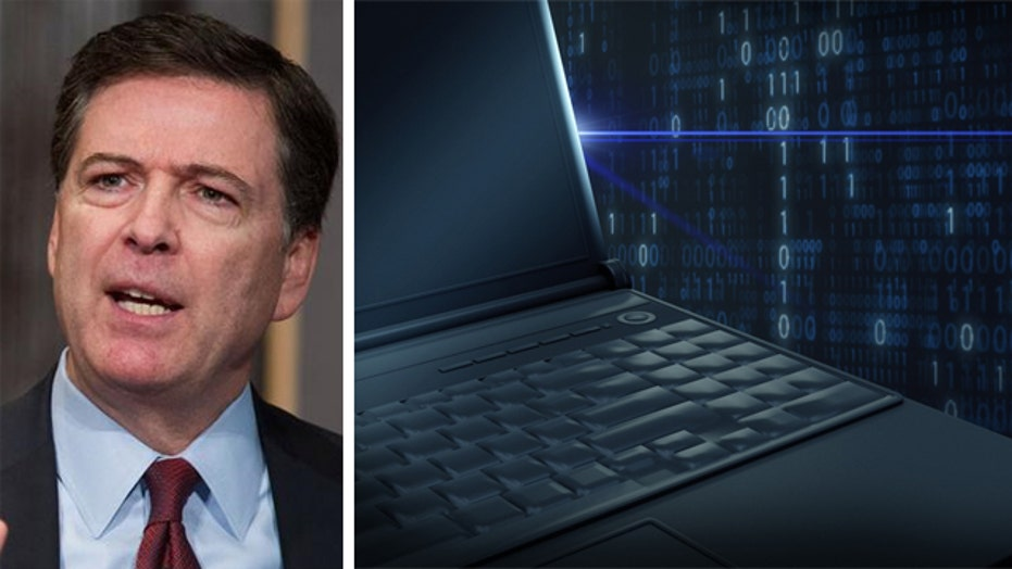 FBI chief: ISIS using encryption to hide from feds