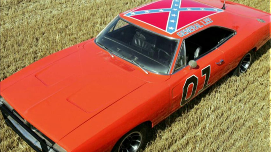 Museum offers new home for golf star's 'Dukes of Hazard' car