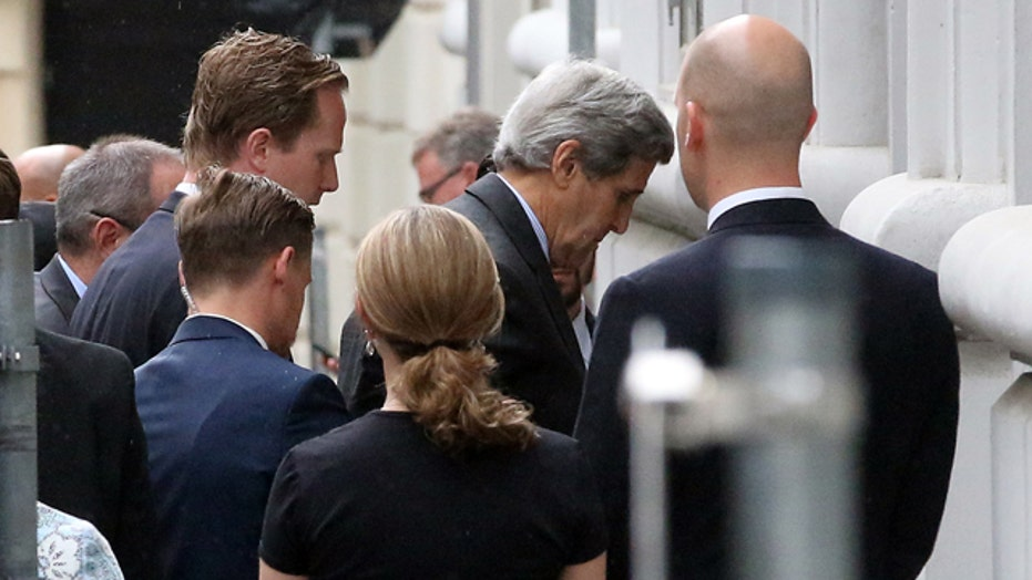 Several diplomats leave Vienna as Iran talks extended