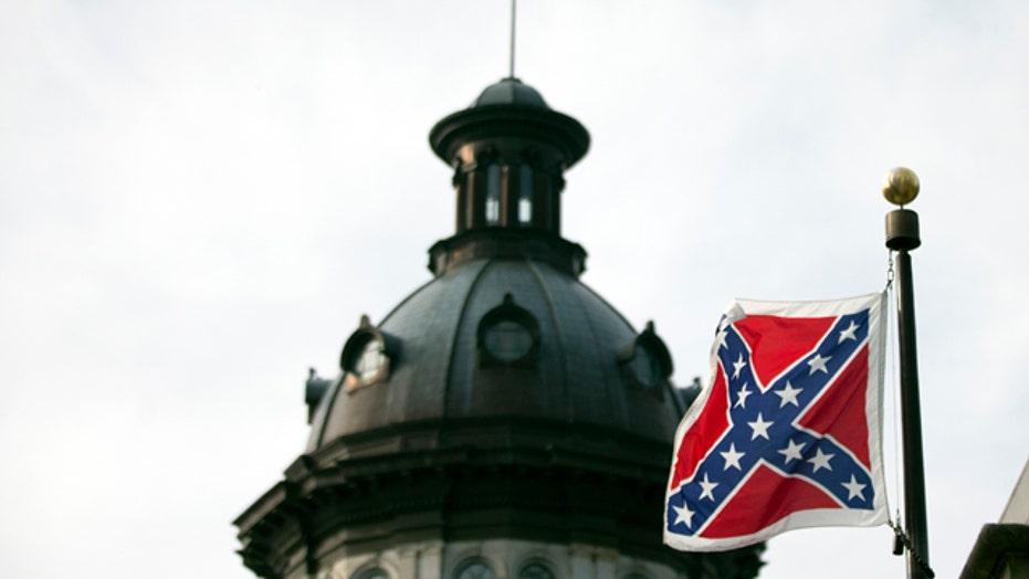 South Carolina State House begins debate on Confederate flag