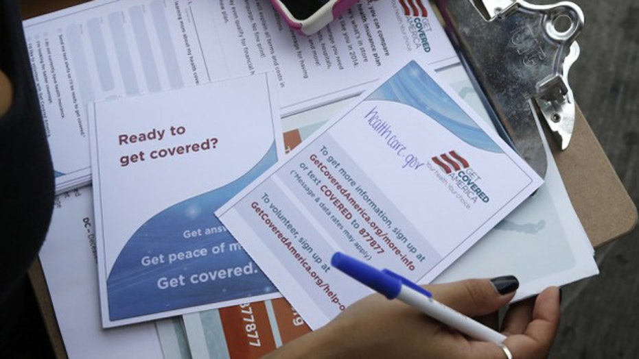 Republicans blame ObamaCare for health care mergers