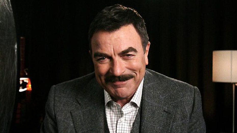 Tom Selleck accused of stealing public water