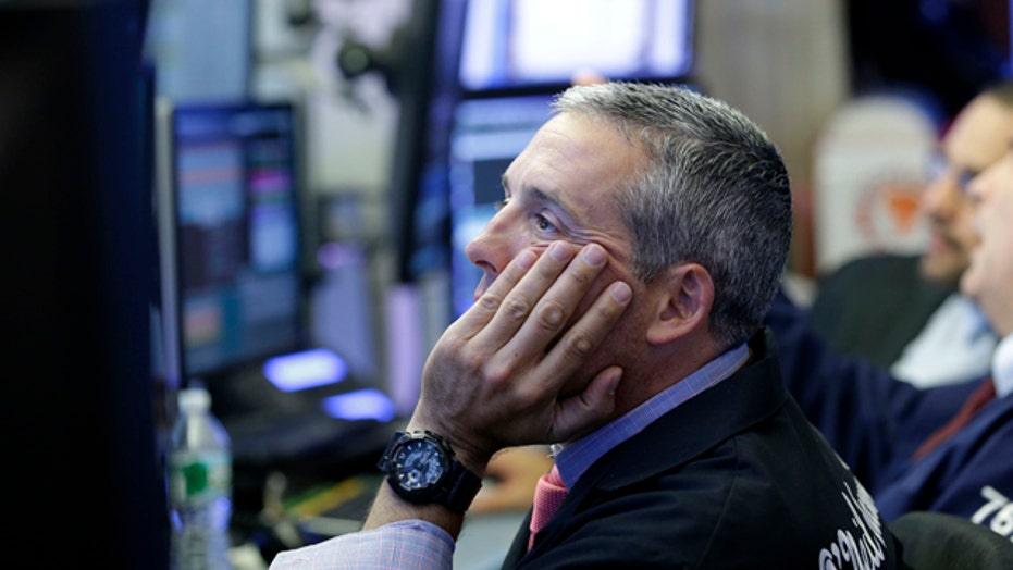New York Stock Exchange dealing with major technical issue
