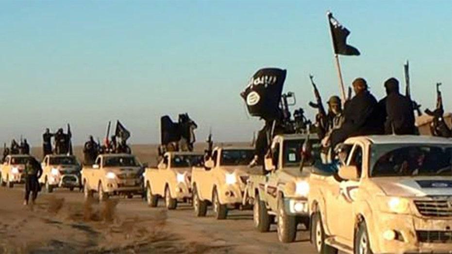 Report: ISIS using elite 'shock troops' to wear down enemies