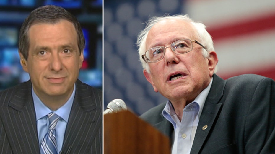 Kurtz: Bernie Sanders, filling the void