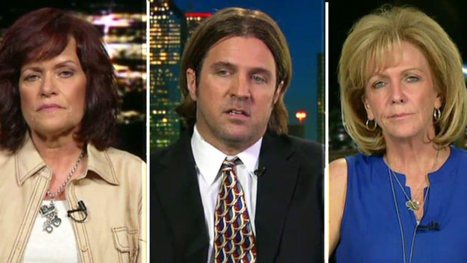 Parents whose children were killed by illegals sound off