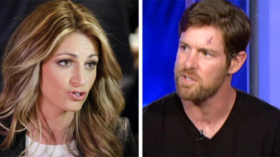 Erin Andrews apologizes to Noah Galloway