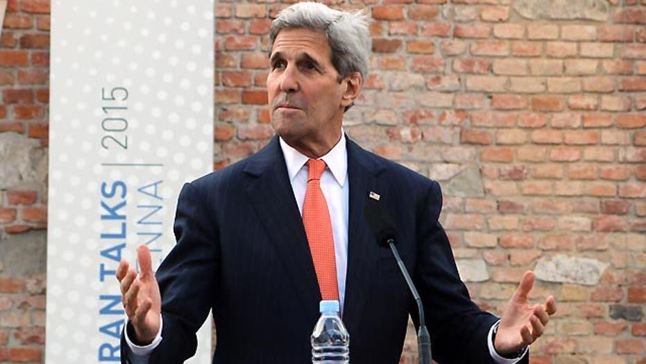 Secretary Kerry urges patience on Iran nuclear talks