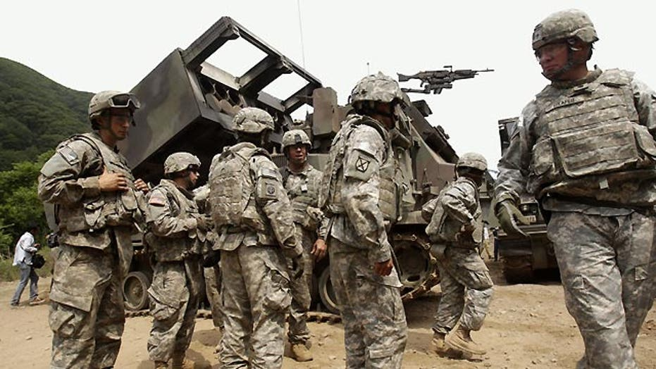 US Army to shrink to smallest ground force since 9/11