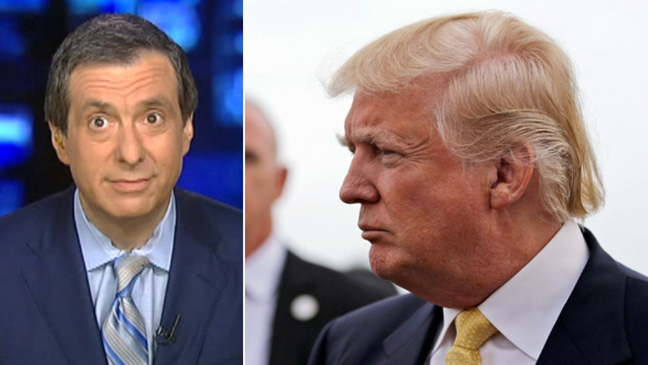 Kurtz: Donald Trump, media machine