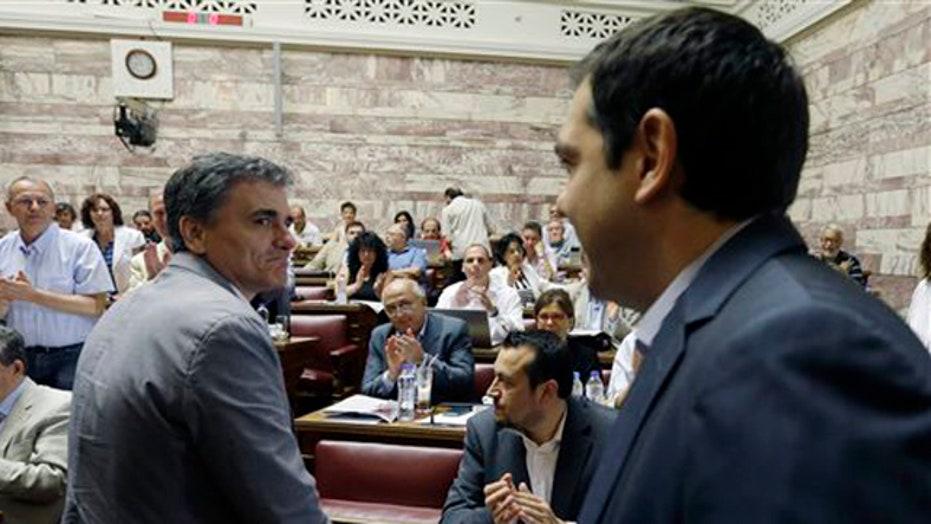 Eurozone receives economic reform plan from Greek gov't
