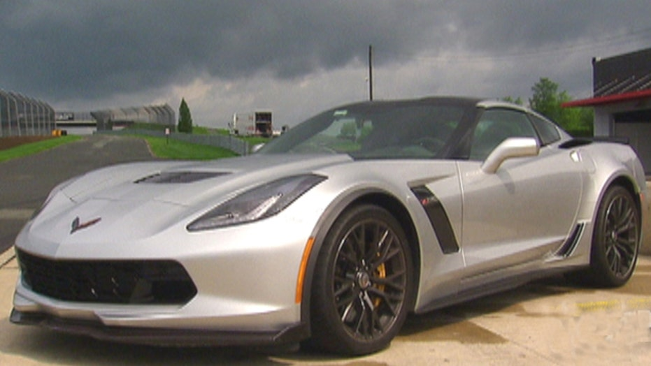 2015 Chevrolet Corvette Z06 Test Drive Fox News