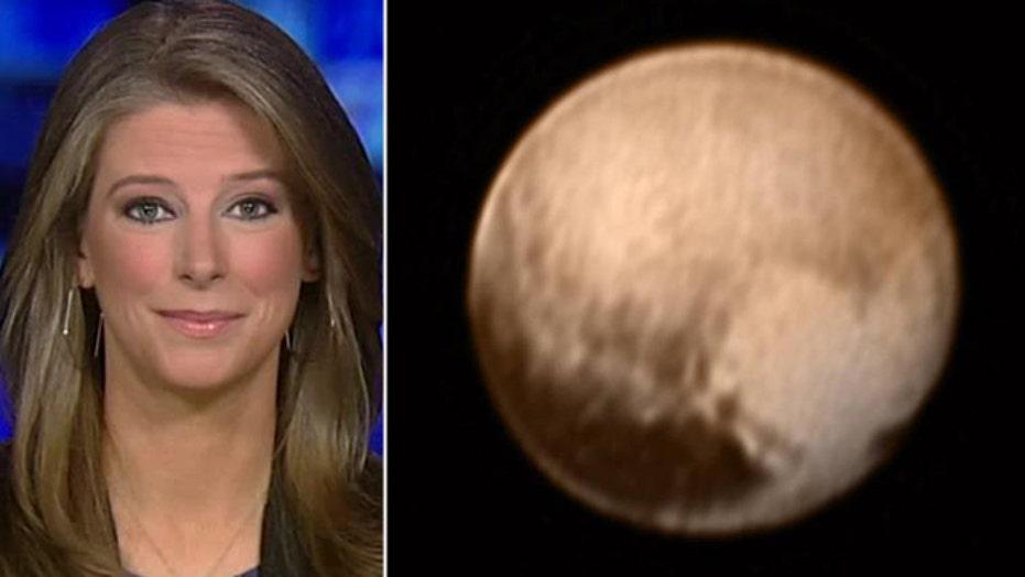 New Horizons beams back Pluto pics ahead of fly-by