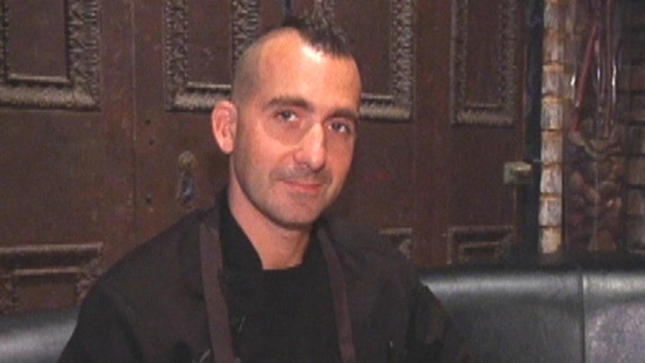 Kitchen Superstars: Marc Forgione's secret
