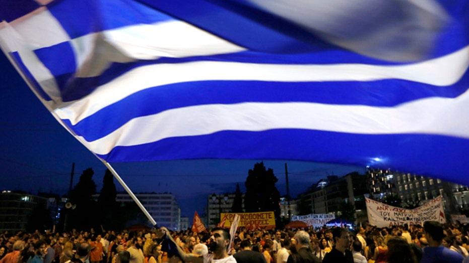 Greece edging closer to economy-saving deal?
