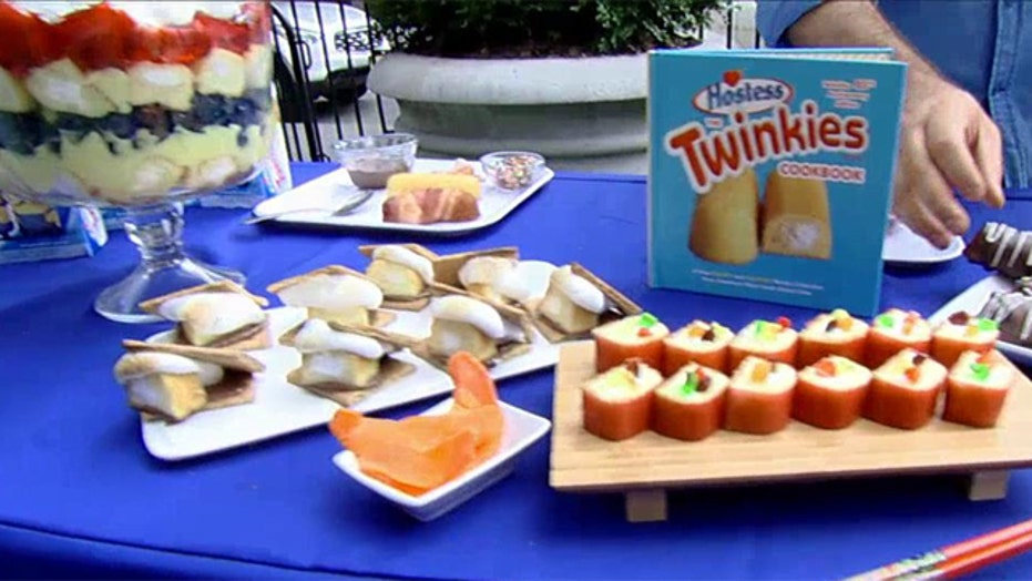 Craziest creations from 'The Twinkies Cookbook'