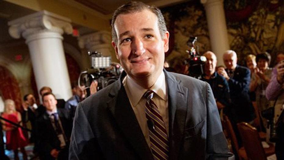 New York Times blocks Ted Cruz book from bestseller list