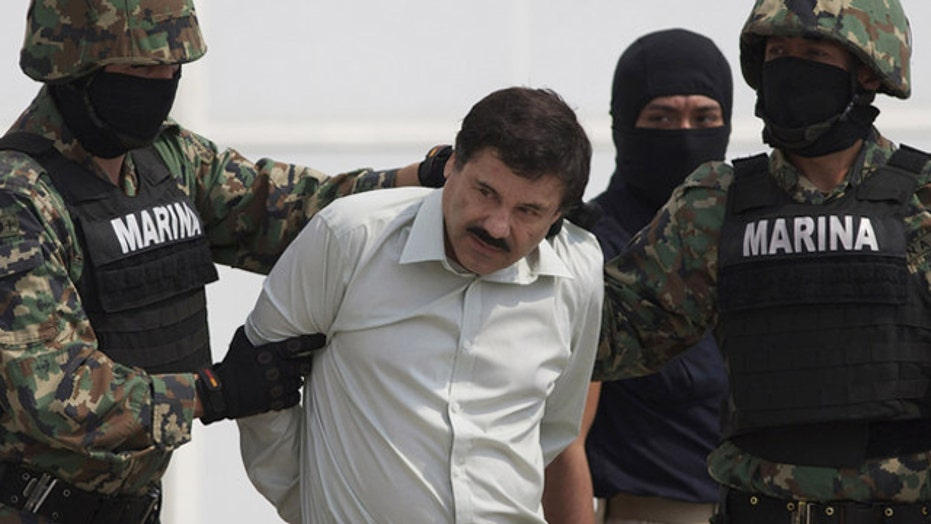 Greta: Mexico has a lot of explaining to do about El Chapo