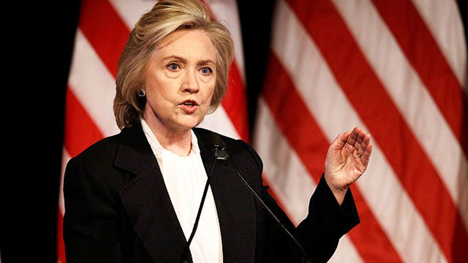 Hillary Clinton reveals her 'fair share' economic plan