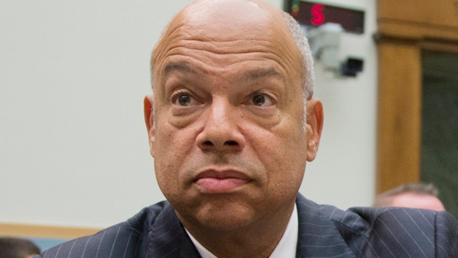 Jeh Johnson's startling admission about Kate Steinle