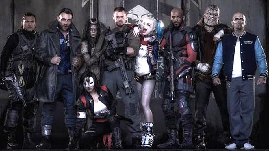 Hollywood Nation: Sneak peek at 'Suicide Squad'