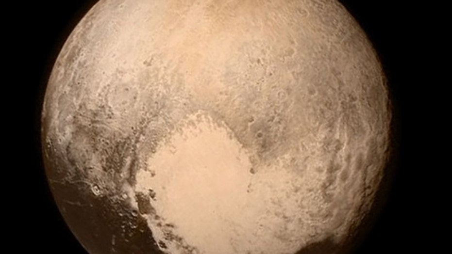 NASA's New Horizons spacecraft makes historic flyby of Pluto