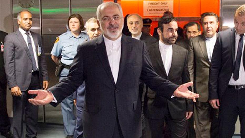 Greta: How can we trust Iran?