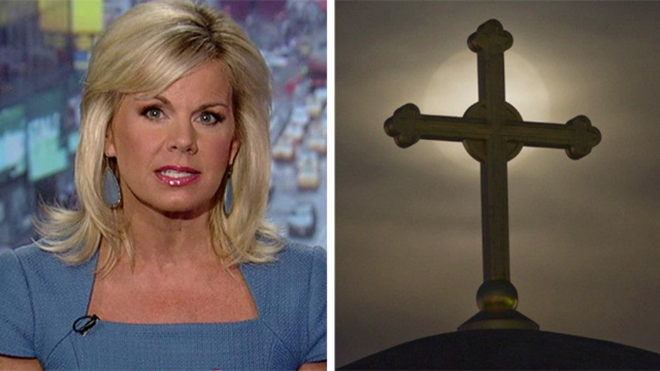 Gretchen's Take: Faith has nothing to do with politics