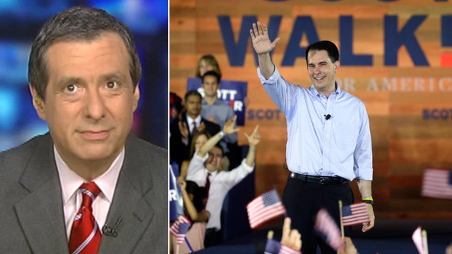 Kurtz: Has Scott Walker lost his mojo?