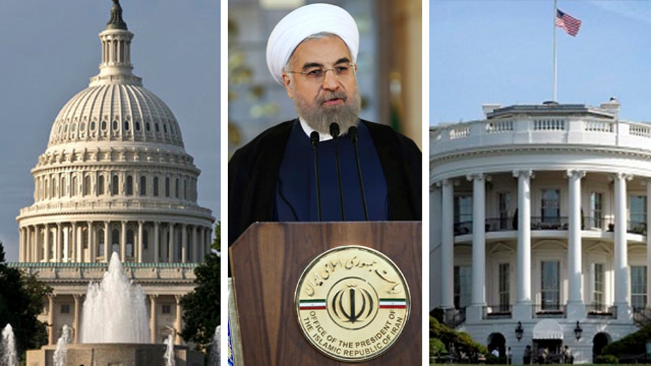 White House lobbies Congress for Iran nuclear deal