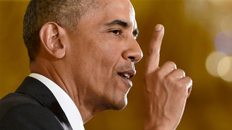 'Content' with leaving Americans behind hits Obama nerve