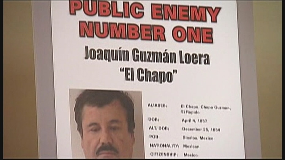 Chapo Guzmán is Chicago's Public Enemy No. 1