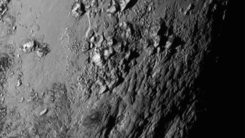 NASA releases first-ever close-up picture of Pluto