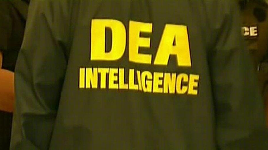Reservist vets working for DEA allege discrimination
