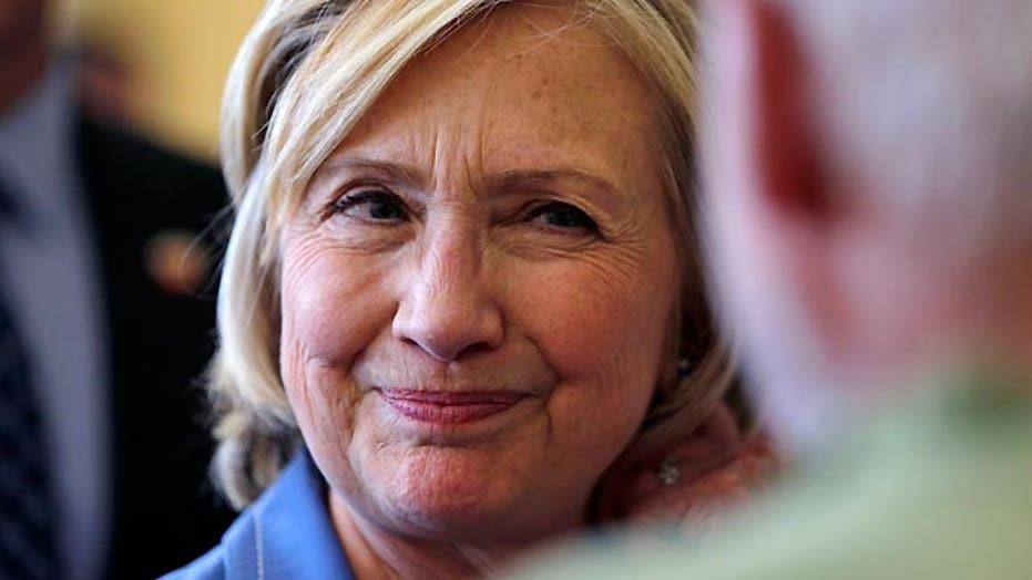 Fox News poll suggests trouble ahead for Hillary Clinton