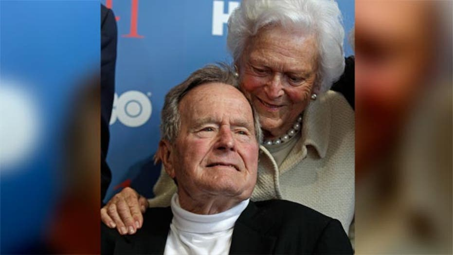 Update on the condition of former President George H.W. Bush
