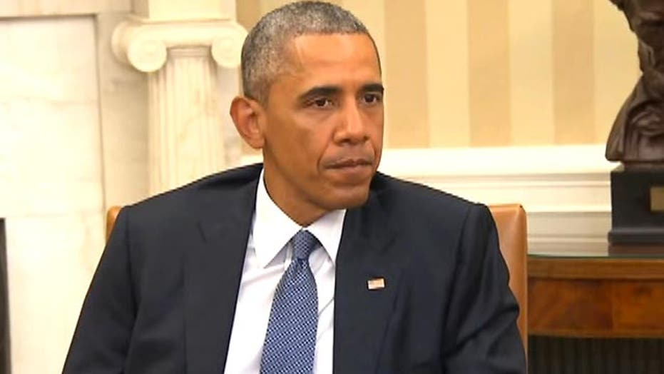 Obama expresses condolences to Chattanooga victims' families