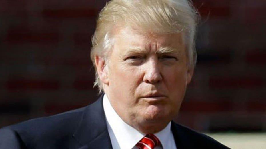 Donald Trump tops latest Fox News poll