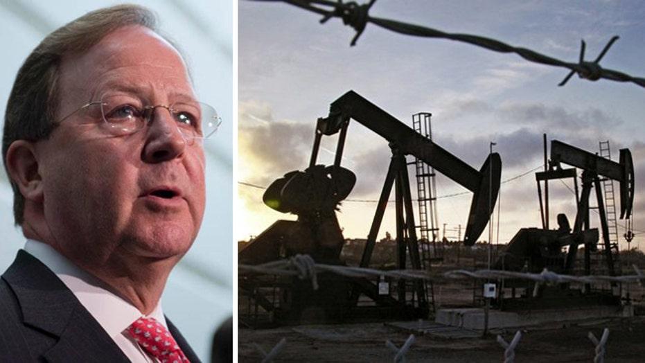 Rep. Flores: US oil export ban hurts job growth