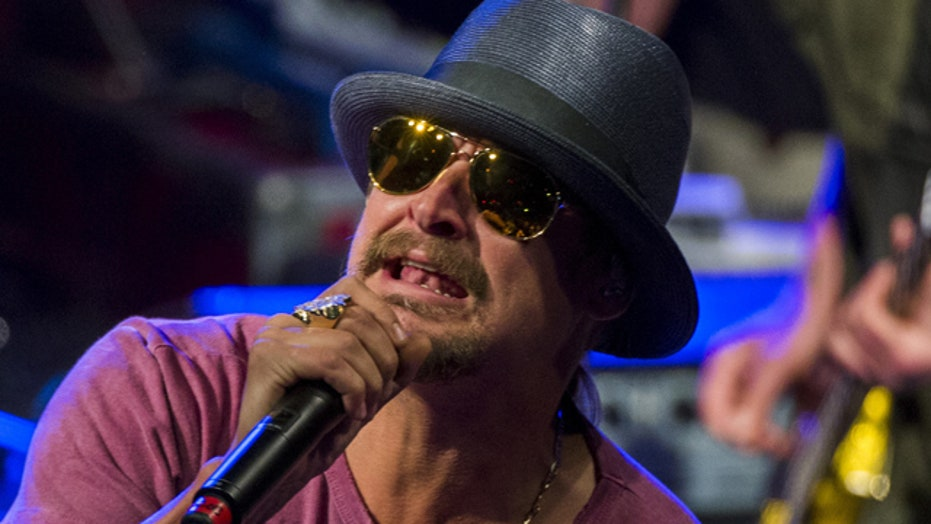 Why Kid Rock stopped using Confederate flag at concerts