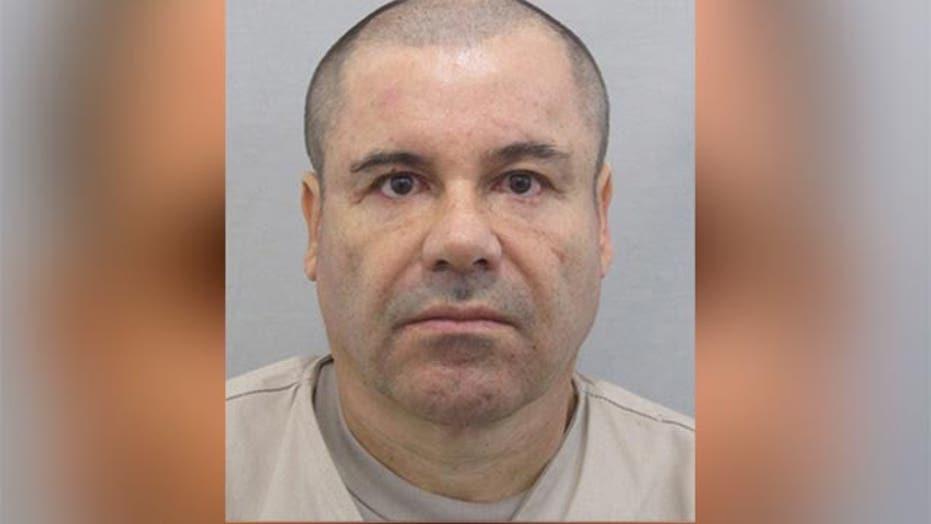 Interrogating 'El Chapo'