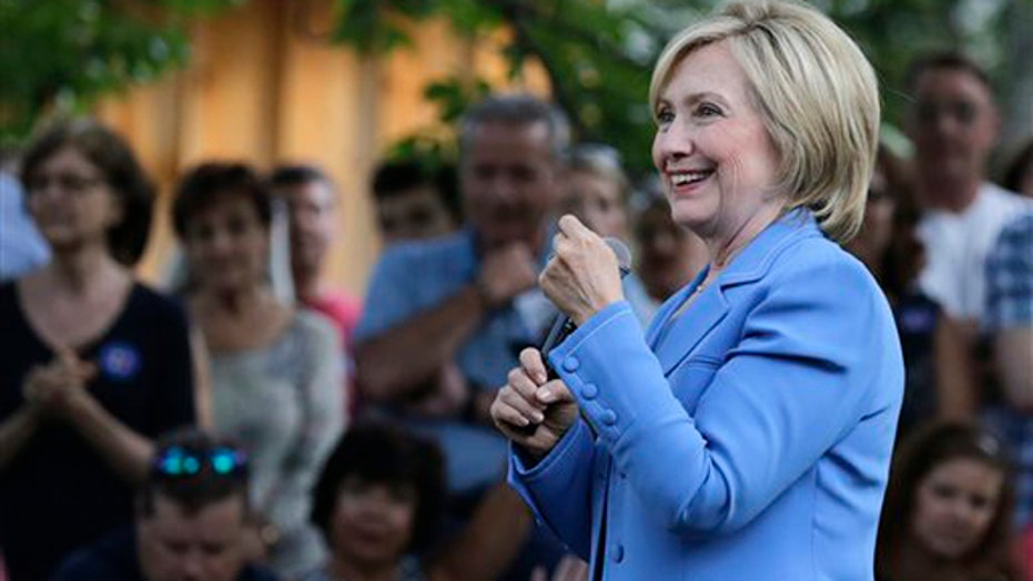 Hillary Clinton's profit-sharing plan fueling fierce debate