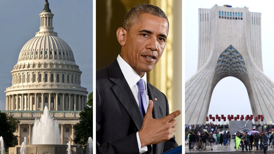 Is Obama administration trying to skirt Congress on Iran?