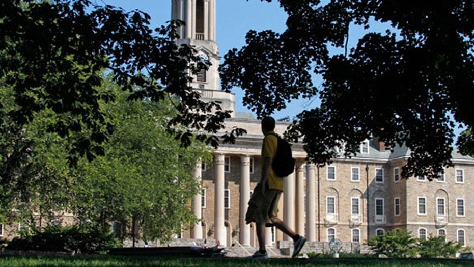 College student blows through $90k fund