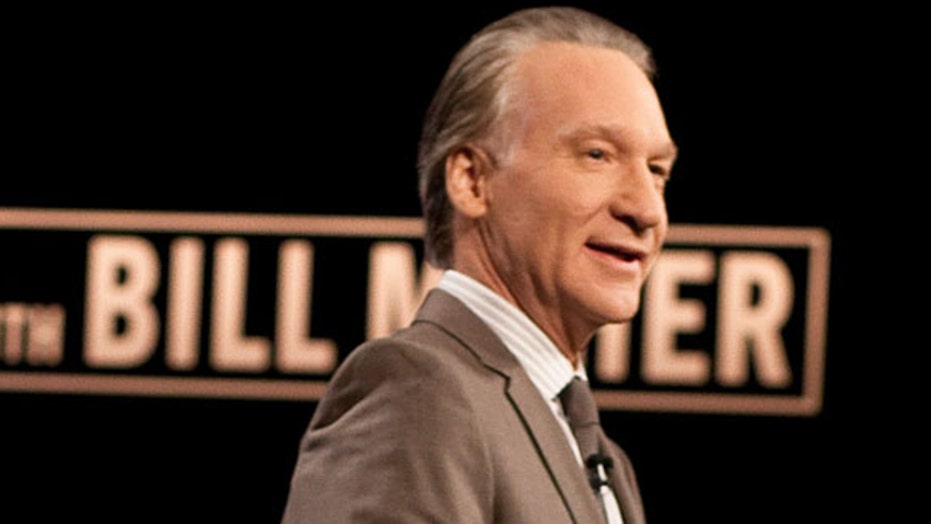 Halftime Report: Did Bill Maher actually make a joke?