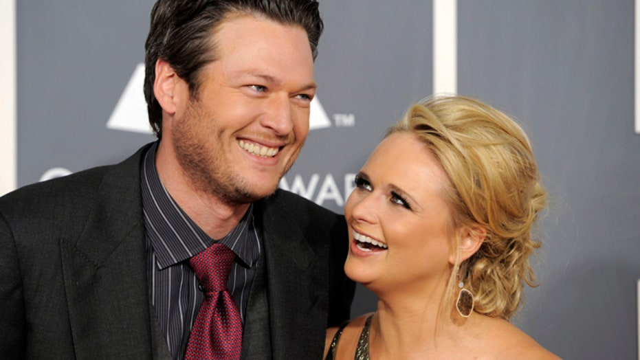 Blake Shelton and Miranda Lambert divorce