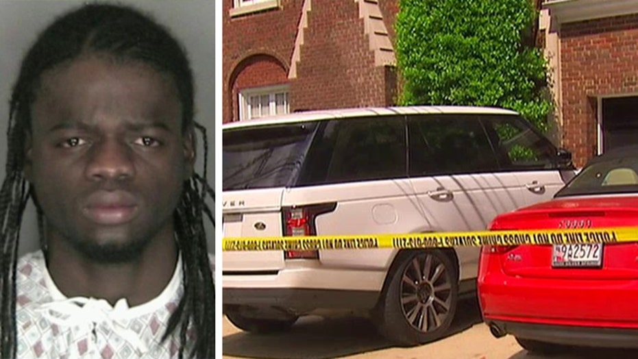 Preliminary hearing for suspect in DC mansion murders