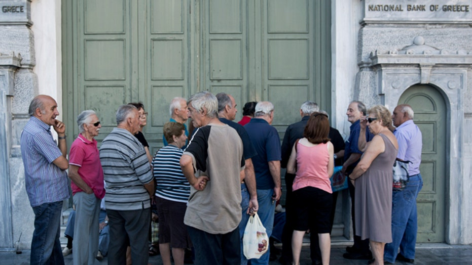 Banks in Greece reopen following debt crisis
